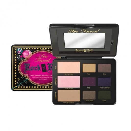 The best palette that too faced has come out with. The pigments are so pretty!