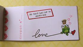 scrap stamping e fantasia: dei coupon per un dolce fidanzato :)