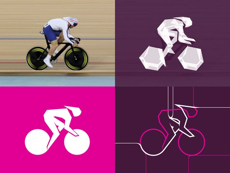London 2012 Olympic & Paralympics pictograms