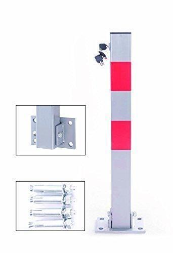 Oferta: 27.93€. Comprar Ofertas de livivo® livivo® Heavy Duty plegable Barrera para aparcamiento coche vehículo (entrada Coche puesto de seguridad de seguridad, barato. ¡Mira las ofertas!
