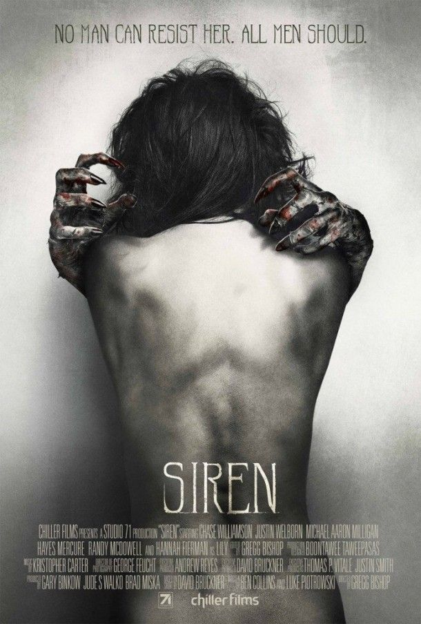 "SiREN - Upcoming Horror Movie: Gregg Bishop's SiREN (2016) is the spinoff film from the ""Amateur Night"" segment of V/H/S… #Movie #Horror"