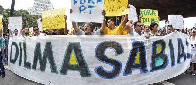 84% dos brasileiros acreditam que a presidente Dilma Rousseff sabia sobre a corrupção na Petrobras