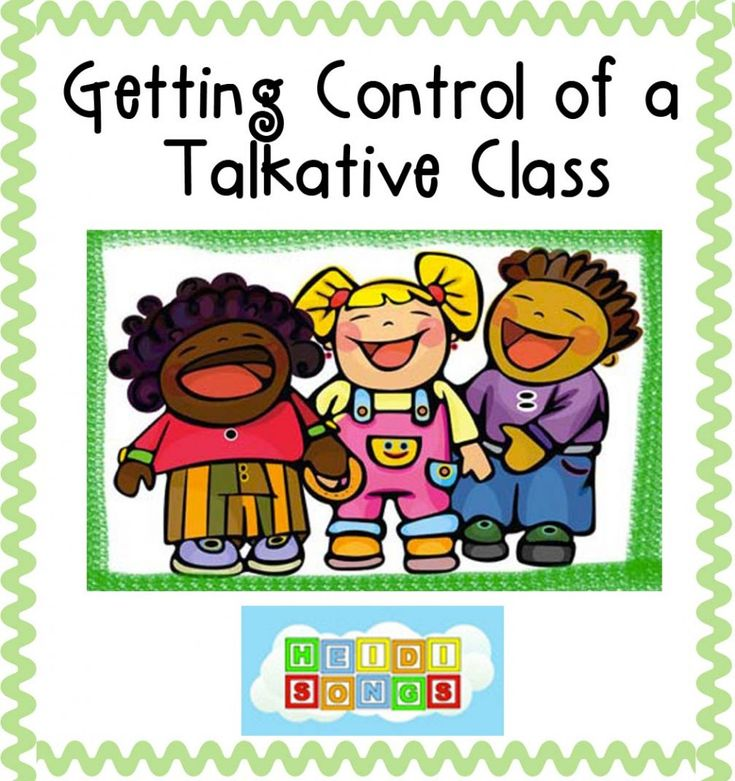 Getting Control of a Talkative Class: Practical tips to help pre-K, #Kindergarten, and first grade teachers teach a group of very chatty, social, verbal, and WONDERFUL children!