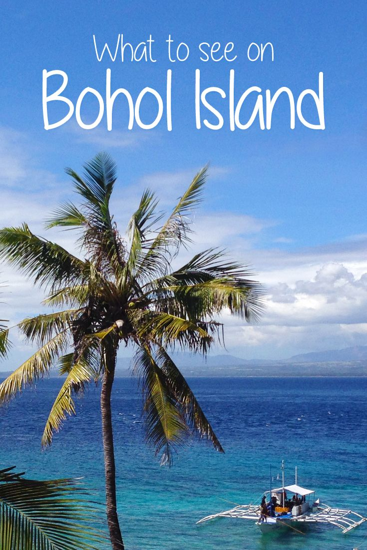 The Best Places To Explore On Bohol Island, Philippines