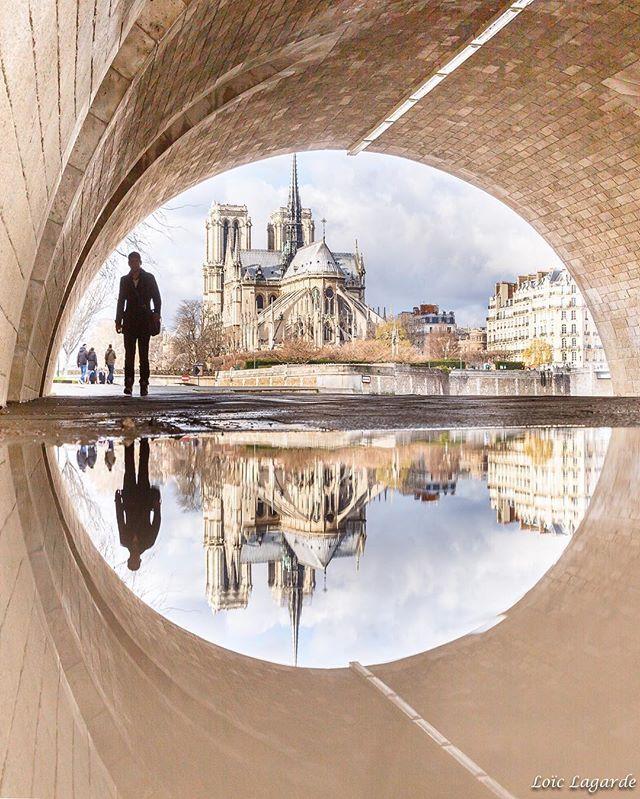 Quai De La Tournelle By @loic801