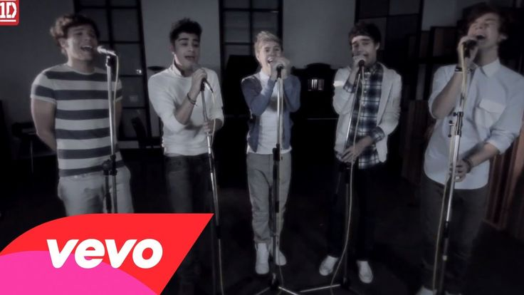 One Direction - One Thing (Acoustic Video) I FORGOT ABOUT THIS