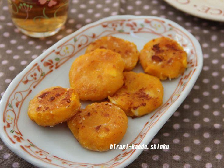 離乳食・お弁当にも!簡単かぼちゃのおやき(チーズ入り) by shinkuさん | レシピブログ - 料理ブログのレシピ満載!