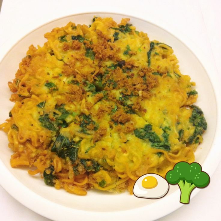 Spinach Noodle for kids