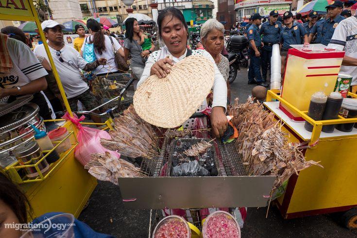 Image result for filipino street vendor