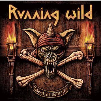 """L'album dei #RunningWild intitolato """"Best of Adrian""""."""