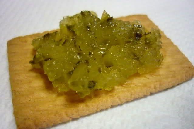 Marmellata di zucchine