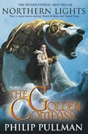 Northern Lights by Philip Pullman (movie is The Golden Compass)