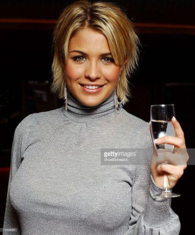 Hollyoaks actress Gemma Atkinson