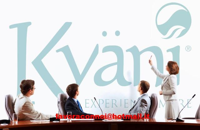 AulettaArpaiabenessere Kyani: For you ECCO THE compensation plan Kyani