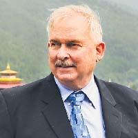 Christopher Charles Benninger, Pune.