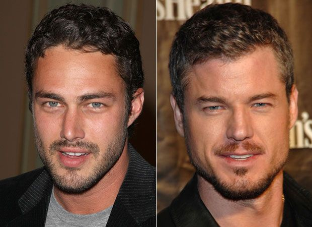 Taylor Kinney and Eric Dane: Beautiful Bad Boys