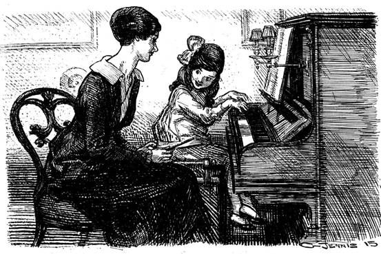 mrs alvey s opus with images piano teacher poster on wall street journal online id=70957