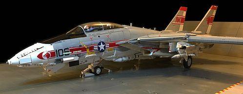 LEGO F-14A Tomcat by crash_cramer