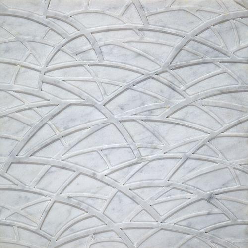 canopy bianco carrara artistic tile