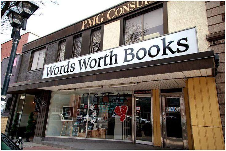 Words Worth Books ~ Waterloo, Ontario