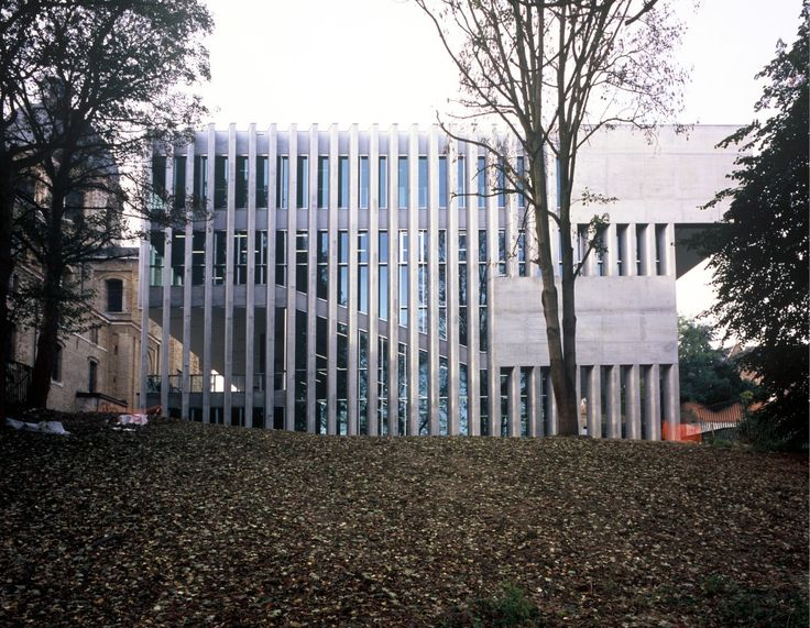 Faculty of Economics Ghent University / Xaveer De Geyter Architects + Stéphane Beel Architects