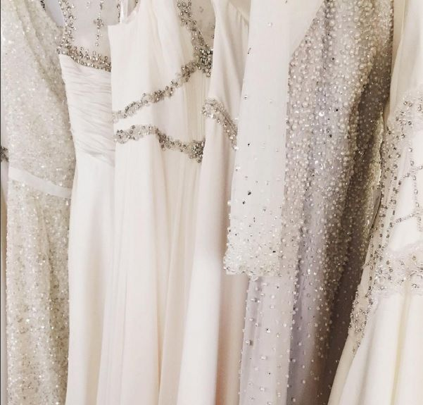 (Presale) Wonder by Jenny Packham exclusively at David's Bridal   Shop the curated presale assortment now for a limited time!