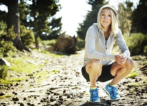 paula radcliffe - fastest female marathon runner