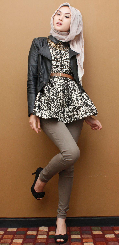 Outfit Hijab Remaja