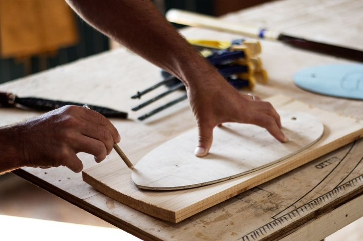 handplane workshop - Ottersurfboards