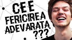Ce este fericirea adevarata? | Levi Elekes – YouTube | I$I