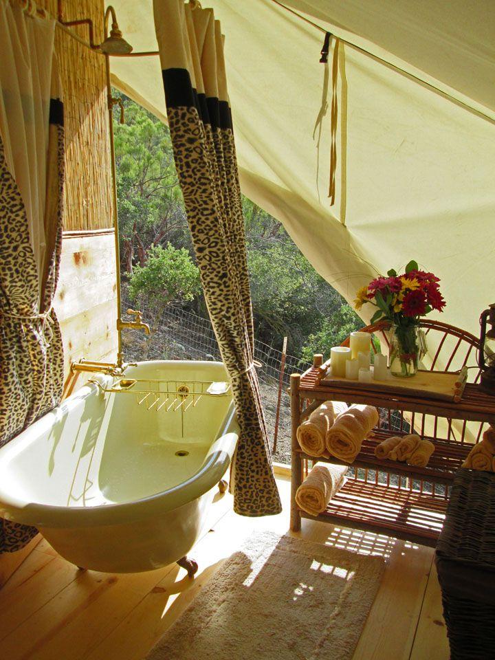 Best 25 yurt living ideas on pinterest yurts yurt home for Yurt bathroom designs