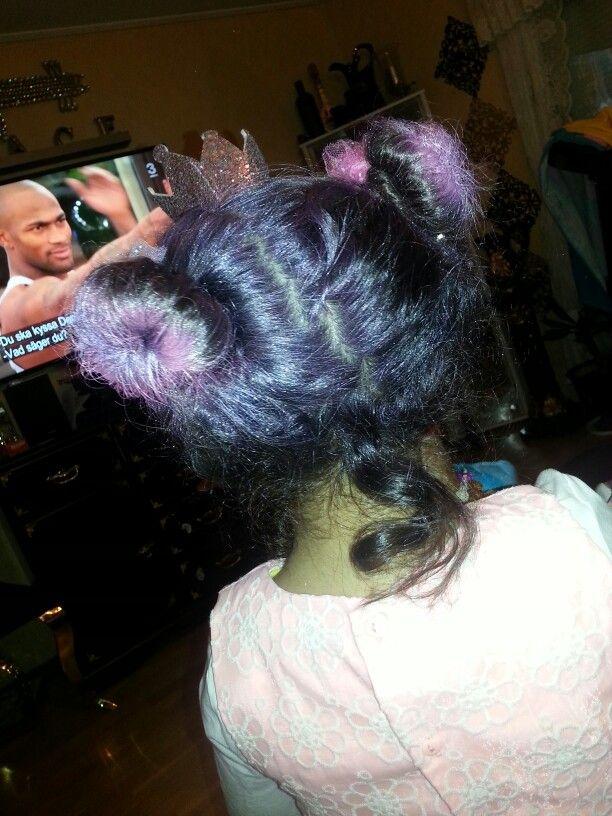 Galexy hair/ dianalala