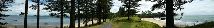 Motuihe Island, Auckland, New Zealand (by KaVa)
