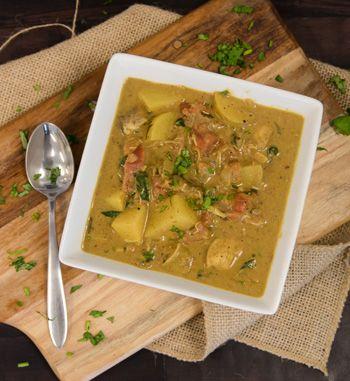 Curry Chicken and Potato Stew | EarthFresh