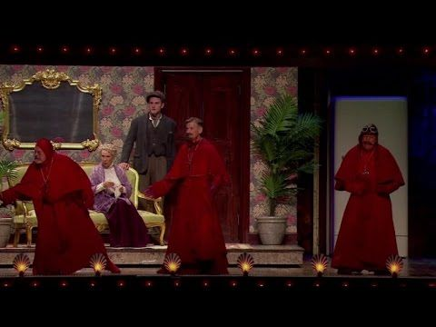 the best spanish inquisition ideas monty python monty python perform beloved spanish inquisition sketch at their live mostly reunion