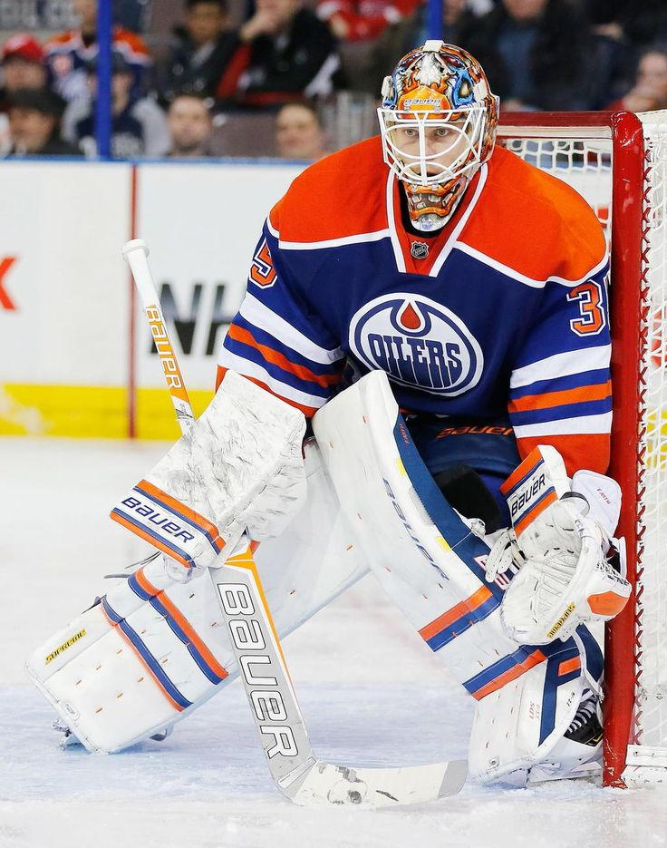 Viktor Fasth will start his for the Oilers tonight. Fasth has a 3.31 GAA and .891 SV% this season.