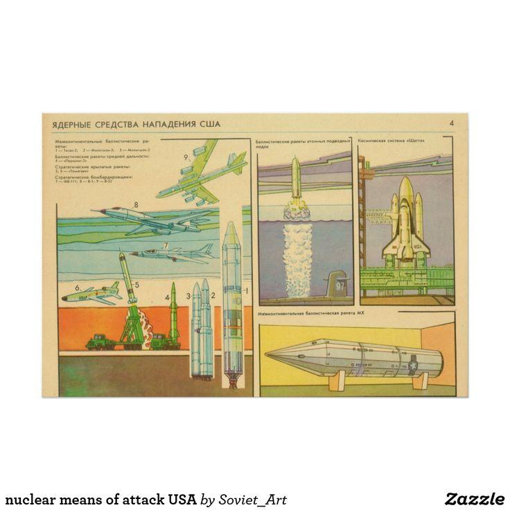 nuclear means of attack USA #Prepper  #Survivalism  #Nuclear_War_Survival_Skills  #Nuclear_War  #Atomic_war  #Nuclear_strike  #Cold_war  #Civil_defense  #Arms_race  #Soviet  #Propaganda  #History  #Old  #Antique   #USSR  #Communism  #World_War_III  #WWIII  #WW3  #Third_World_War