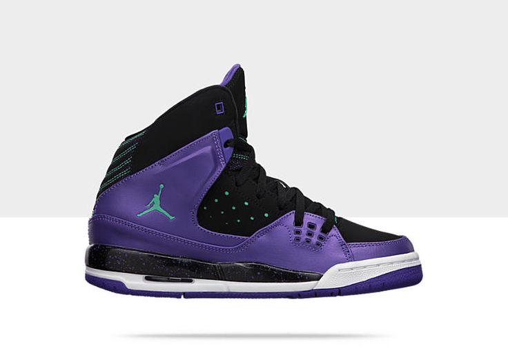 nike jordan shoes for girls | Nike Store. Jordan SC-1 (3.5y-7y) Girls' Shoe