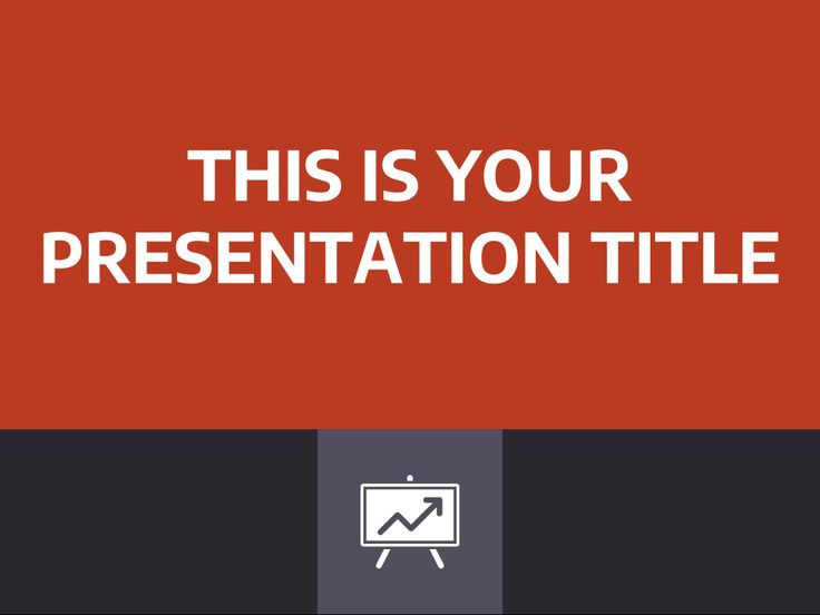 Use this free corporate powerpoint template (or Google Slides theme) to make your presentation look professional and modern. Simple to edit and customize.