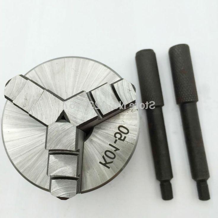 """39.00$  Buy now - https://alitems.com/g/1e8d114494b01f4c715516525dc3e8/?i=5&ulp=https%3A%2F%2Fwww.aliexpress.com%2Fitem%2F2-3-Jaw-Mini-Manual-Self-centering-Lathe-Chuck-M14-Hardened-Steel-for-CNC-Wood-Lathe%2F32735737277.html - """"2"""""""" 3 Jaw Mini Chuck Manual Self-centering Lathe Chuck K01-50 M14 Hardened Steel for CNC Wood Lathe"""""""