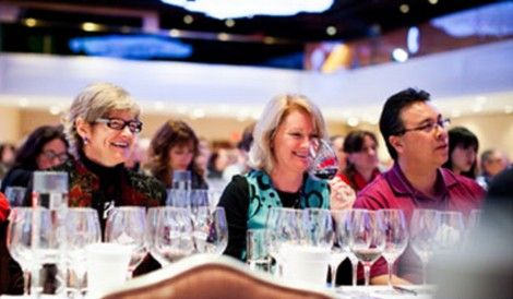 Looking forward to the New York Wine Experience!  October 20-21 with the Wine Spectator!