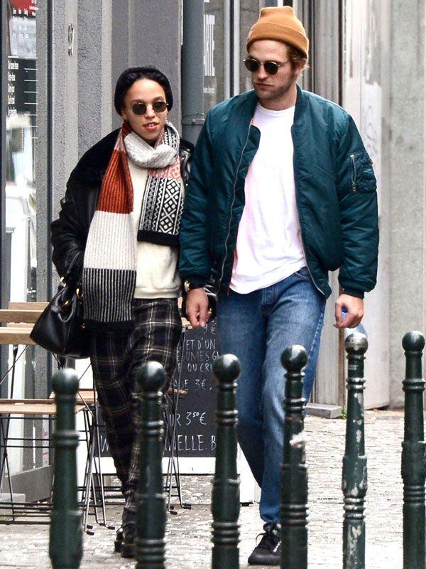 Robert Pattinson and FKA Twiggs