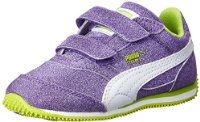PUMA Steeple Glitz AOG V Kids Sneaker (Infant/Toddler/Little Kid)