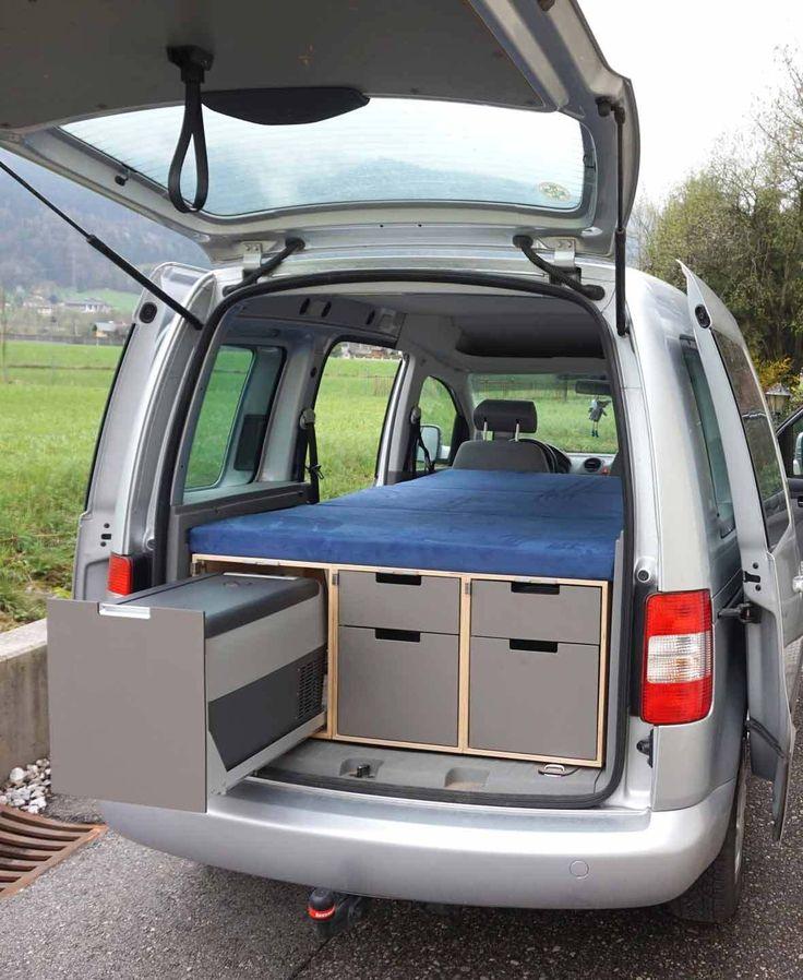 QUBIQ – Camping Module | Das modulare Ausbausystem für Camping, Sport & Freiz…