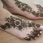 New Arabic Mehndi Designs 2016 for Hands and Feet   BestStylo.com