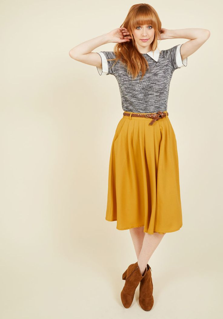 Cupro Skirt - Embrace Yourself Skirt by VIDA VIDA Latest Online XQLYmwtH