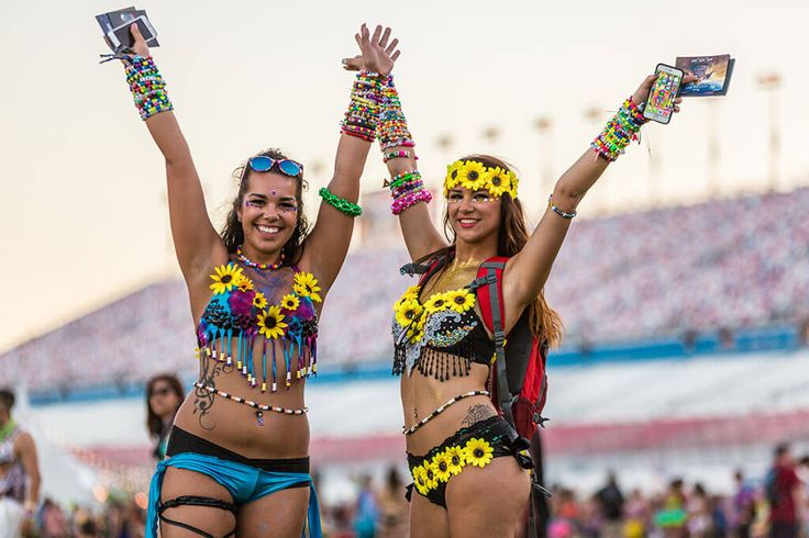 Insomniac and Electric Daisy Carnival celebrate 20 years of electronic dance music, full-size carnival rides, performers, art & more. Buy your tickets now!