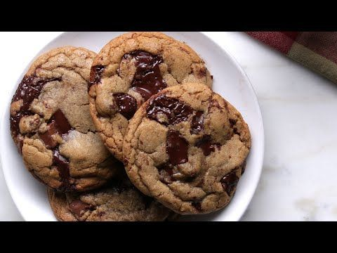 The Best Chewy Chocolate Chip Cookies - YouTube