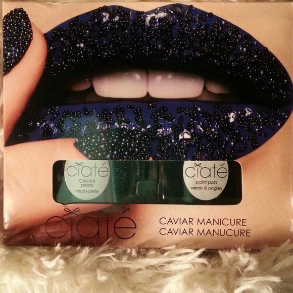 Ciate Caviar Pearls: 17 Best Ideas About Caviar Manicure On Pinterest