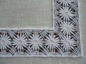 belíssimo bordado de Cilaos